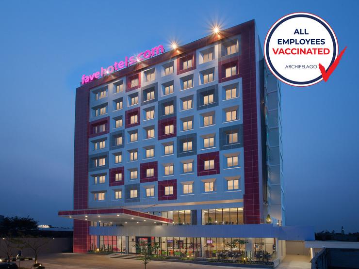 favehotel Hasyim Ashari Tangerang Tangerang - Hotel Vaccinated
