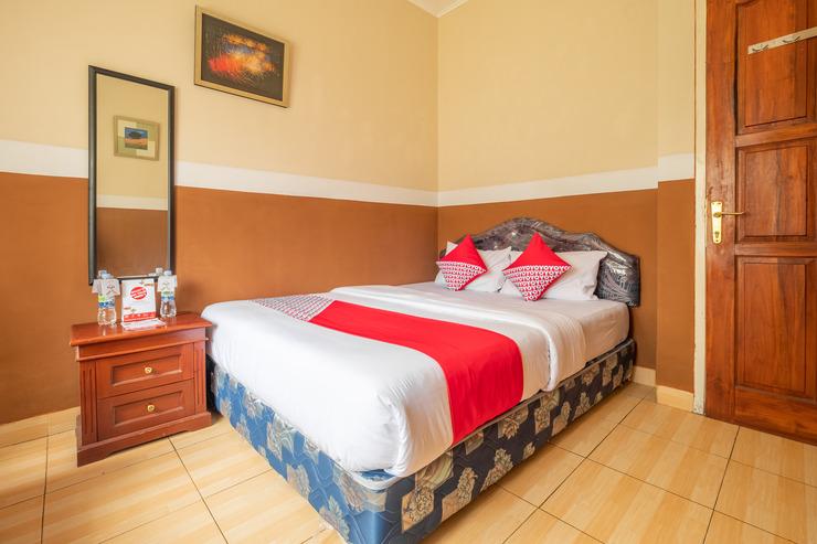 OYO 644 Grand Yustik Selabintana Sukabumi - Bedroom