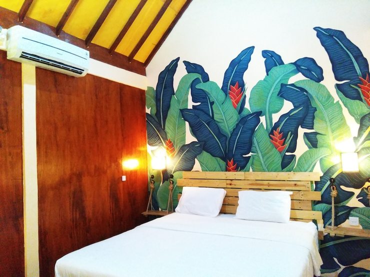 Gili Escape Bungalows Lombok - Ballroom