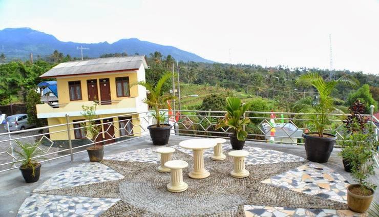 Grand Panorama Hotel Bandungan - Eksterior