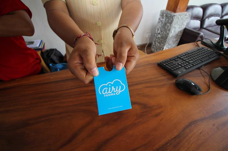 Airy Eco Denpasar Timur Trengguli Satu 22 Bali - Reception