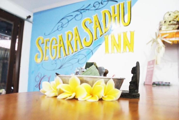 Segara Sadhu Inn Bali - bunga