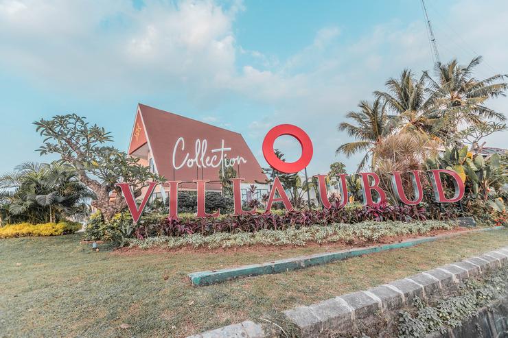 Collection O 9 Villa Ubud Anyer Serang - Facade