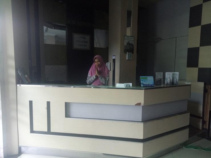 Pondok Green Adhyaksa Syariah Makassar - Lobby