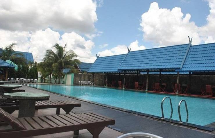 Hotel Batu Suli Palangkaraya - Pool
