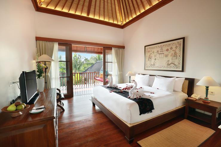 Korurua Ubud Bali - Bedroom