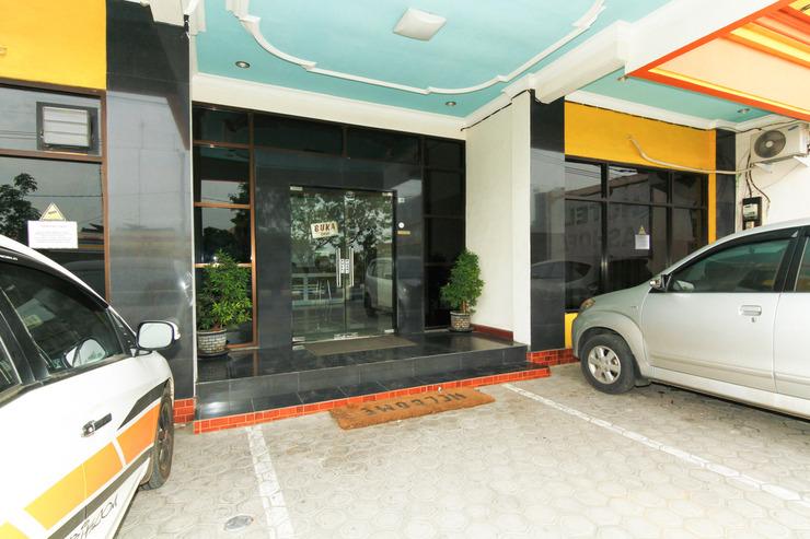 Airy Eco Bandara Juanda Sedati Sidoarjo - Parking
