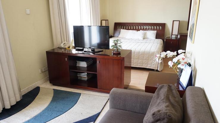Roosseno Plaza Jakarta - Guest room