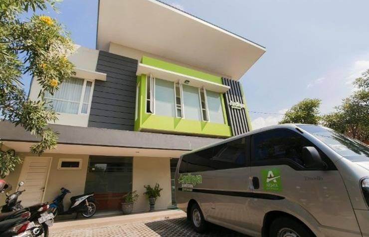 Ardhya Guest House Surabaya - Eksterior