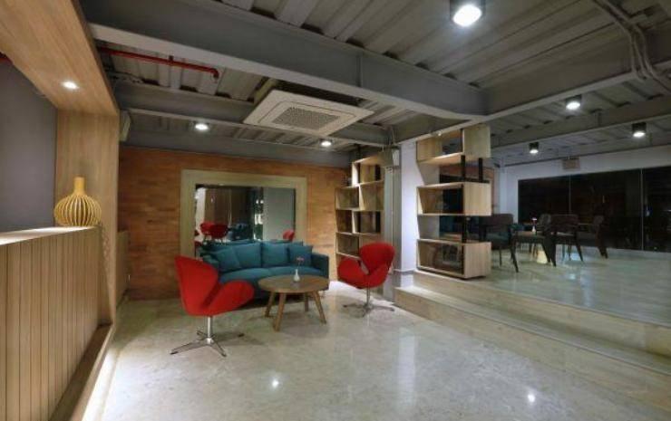 Grand Cordela Hotel Bandung - Lobby