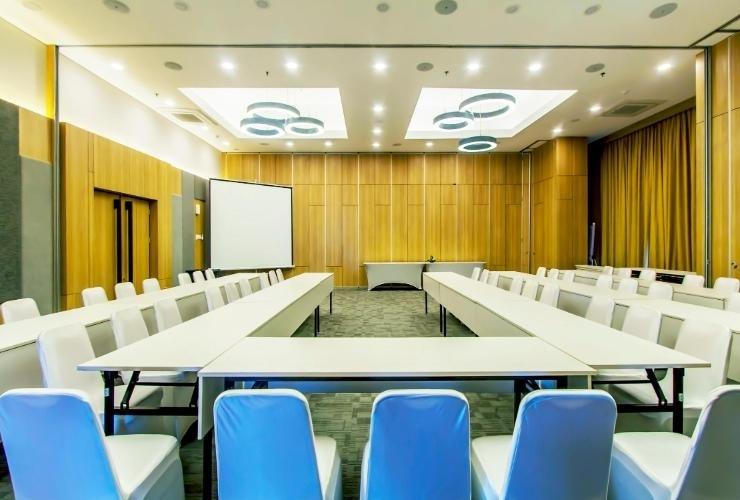 Grand Cordela Hotel Bandung - Meeting Room