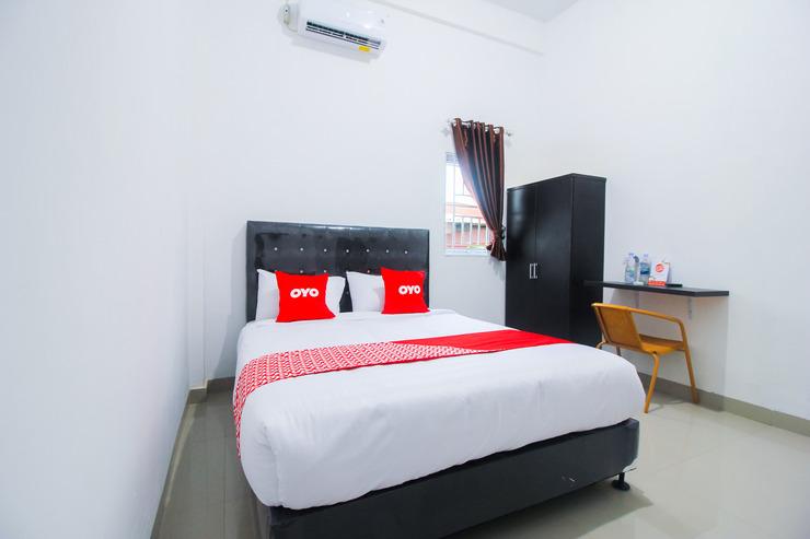 OYO 1653 Fajar Residence Pekanbaru - Bedroom D/D