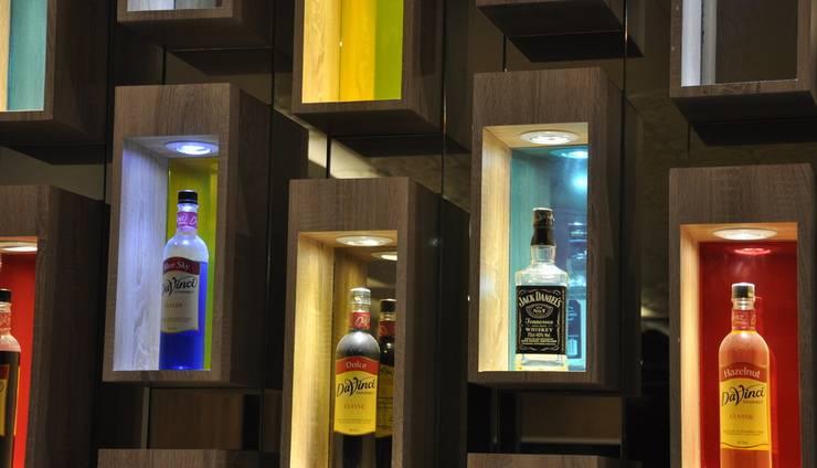 Sala View Hotel Solo - bar