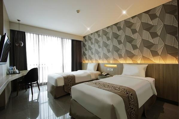 Sala View Hotel Solo - Deluxe Twinbed Room