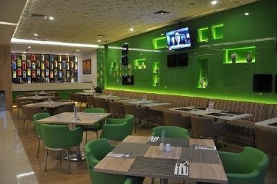 Sala View Hotel Solo - vanda cafe