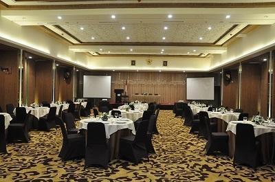 Sala View Hotel Solo - meeting room
