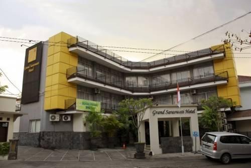 Grand Saraswati  Semarang - Eksterior