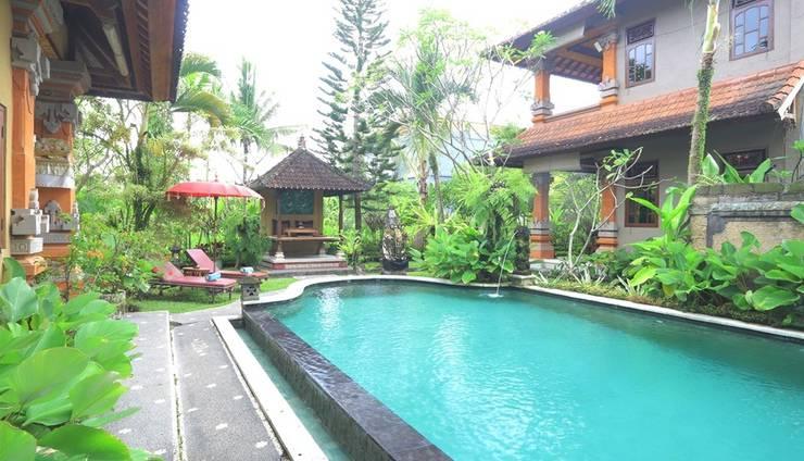 Uma Sari Cottage by Madhava Bali - Kolam Renang