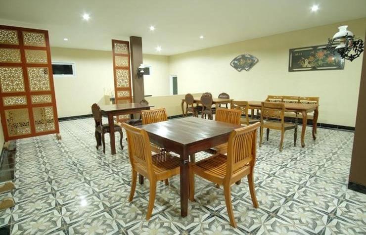 D'Madinah Residence Syariah @ Gentan Solo - Restoran
