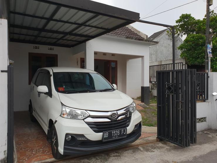 Twins Homestay Yogyakarta - Facade