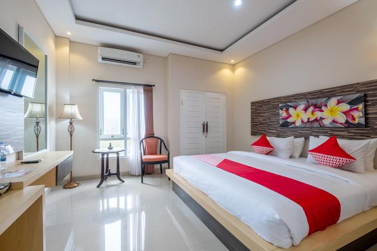 OYO 914 Batukaru Garden 5 Sevilla Bali - Guestroom