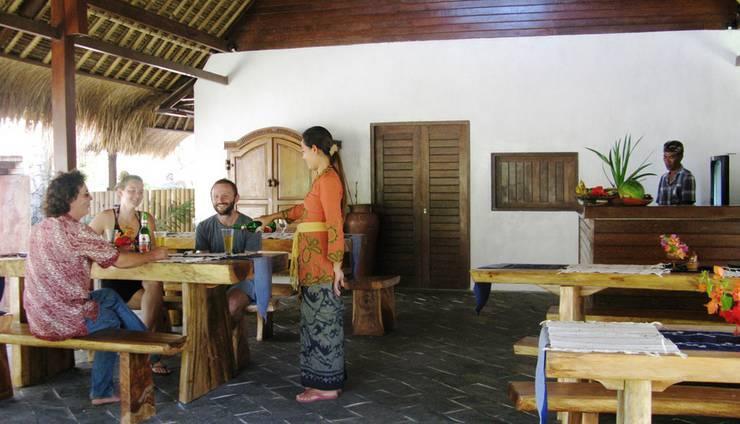 TS Hut Lembongan Bali - Interior
