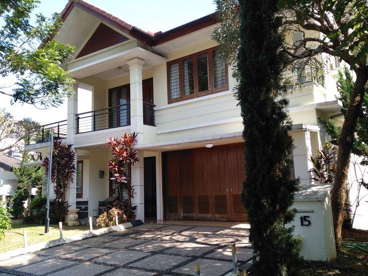 Blessing Villa Dago Pakar 15 Bandung - Facade