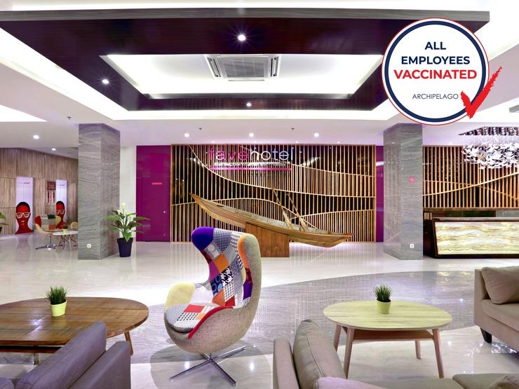 favehotel Banjarbaru Banjarmasin - Vaccinated