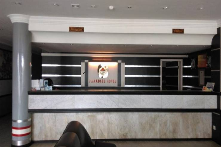 Hotel Paradise Tanjung Pinang - Lobi