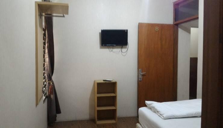 Guest House Punokawan Solo - Kamar tamu