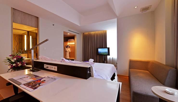 FOX HARRIS Hotel Pekanbaru - Executive room