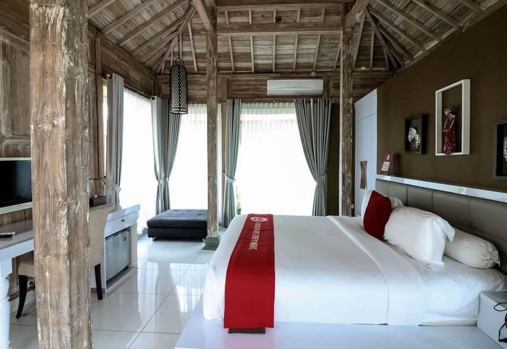NIDA Rooms Sawah Jogjo 28 Ngaglik Jogja - Kamar tamu