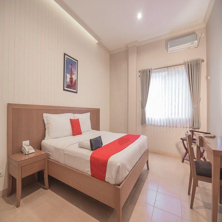 Paviliun Ciumbuleuit Bandung - Bedroom
