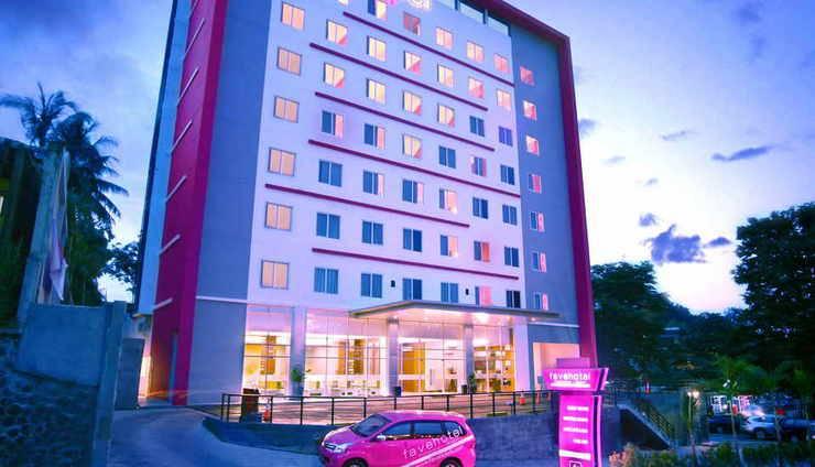 Fave Hotel Bogor - Eksterior