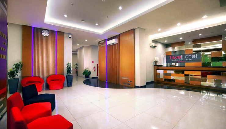 Fave Hotel Bogor - Lobi