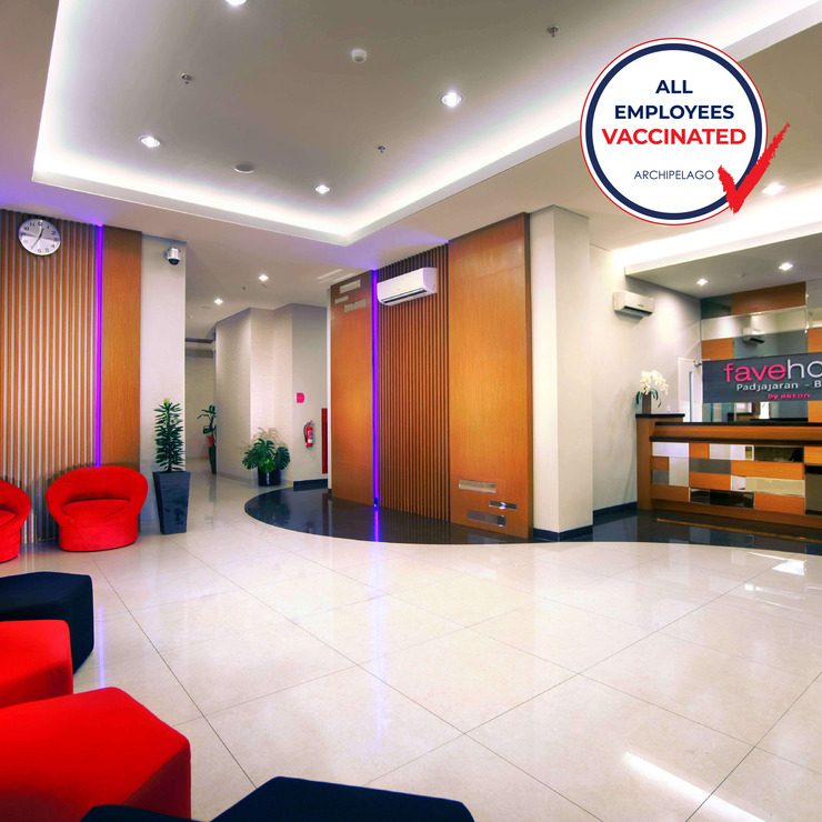favehotel Padjajaran Bogor Bogor - Hotel Vaccinated