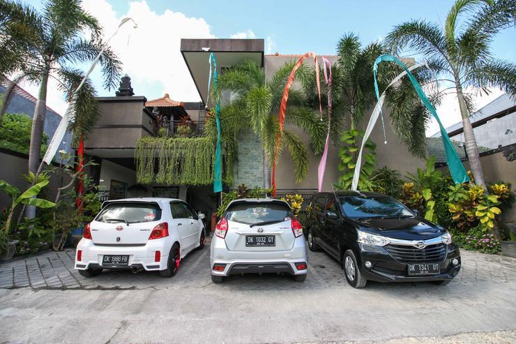 Airy Denpasar Barat Gunung Tangkuban Perahu 5 Bali - Hotel Building
