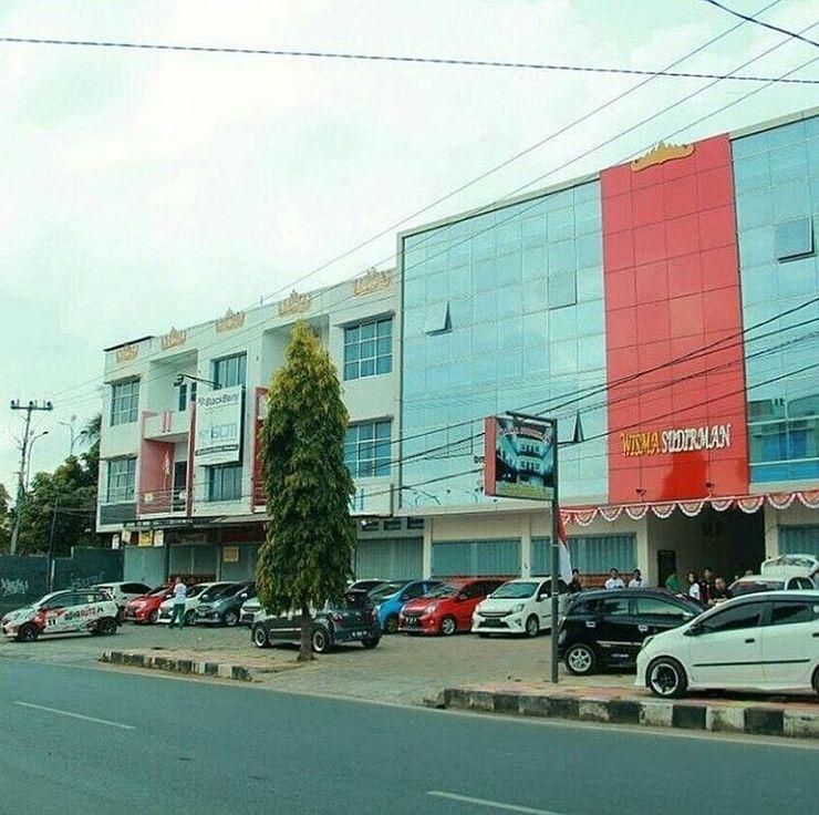 Wisma Sudirman Bandar Lampung - exterior