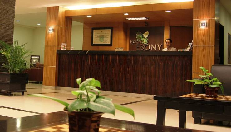 Hotel Ebony Batulicin Batulicin - Hotel Lobby