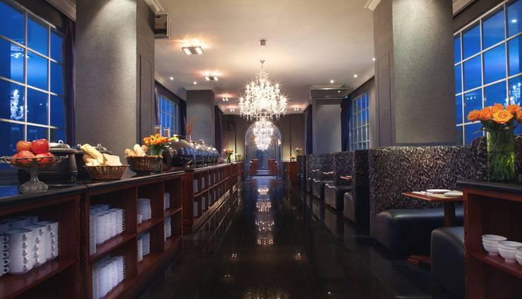 GH Universal Hotel Bandung - Belle Vue Rooftop Garden Cafe