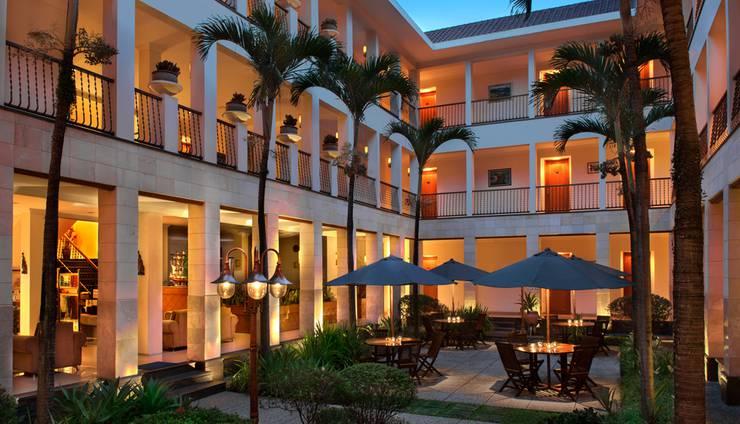 Sany Rosa Bandung - Hotel Building