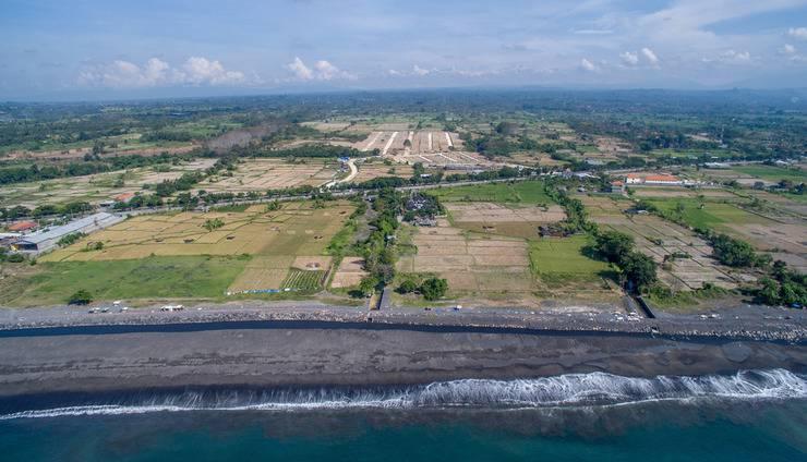 Kori Maharani Villas Bali - Area pantai