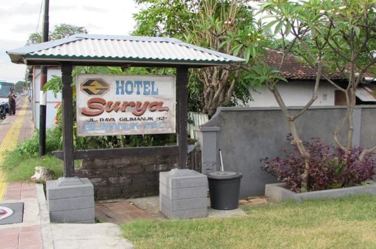 Hotel Surya Gilimanuk Bali - Exterior