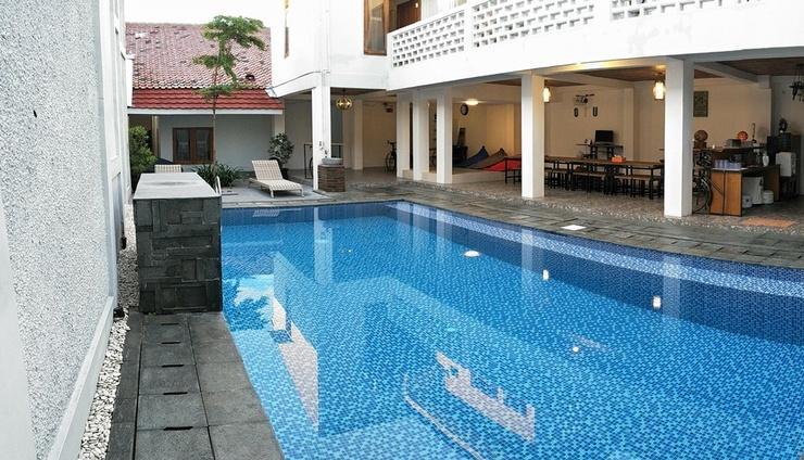 Otu Hostel By Ostic House Yogyakarta - Facilities