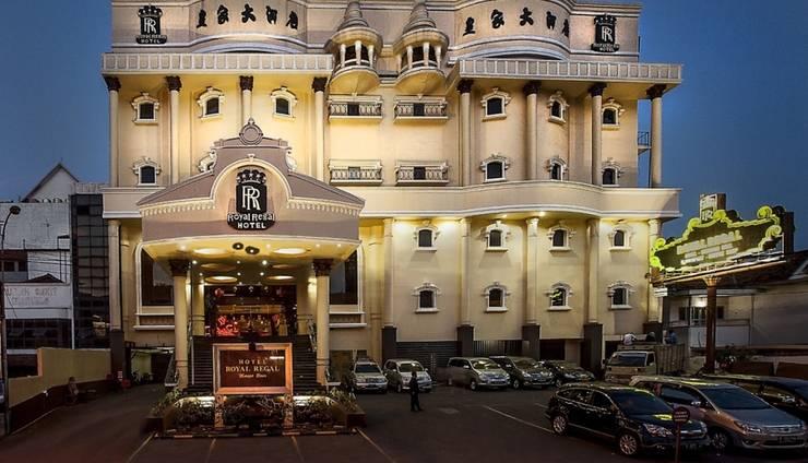 Royal Regal Hotel Jakarta - TAMPILAN LUAR