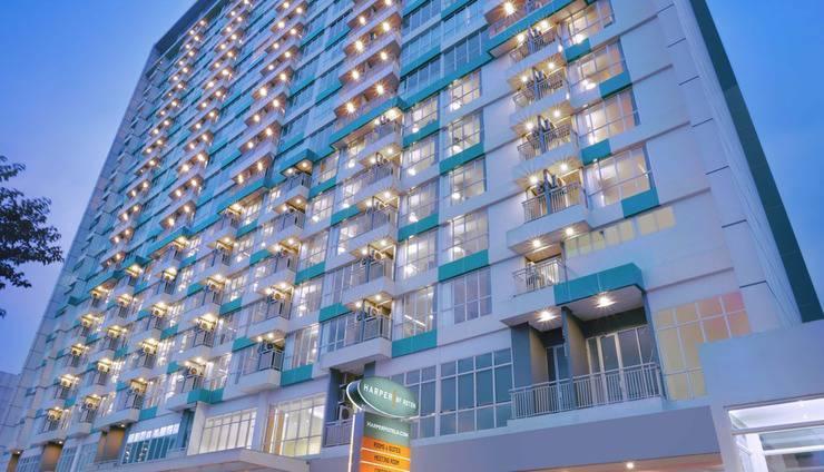 Harper MT Haryono - Tampilan Luar Hotel