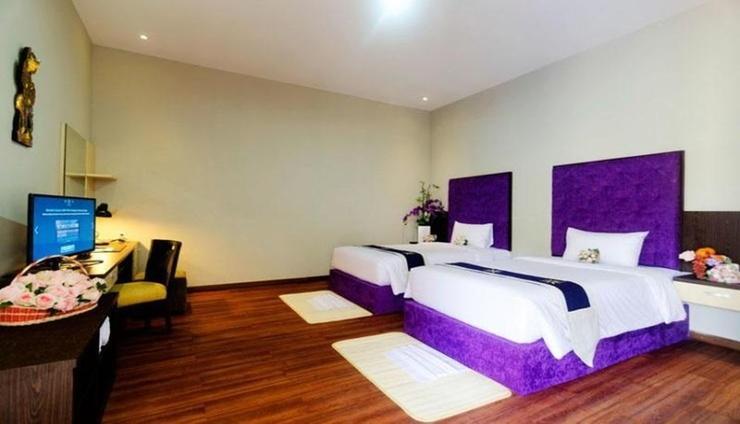 Bali Rich Villa Tuban Tuban - Bedroom