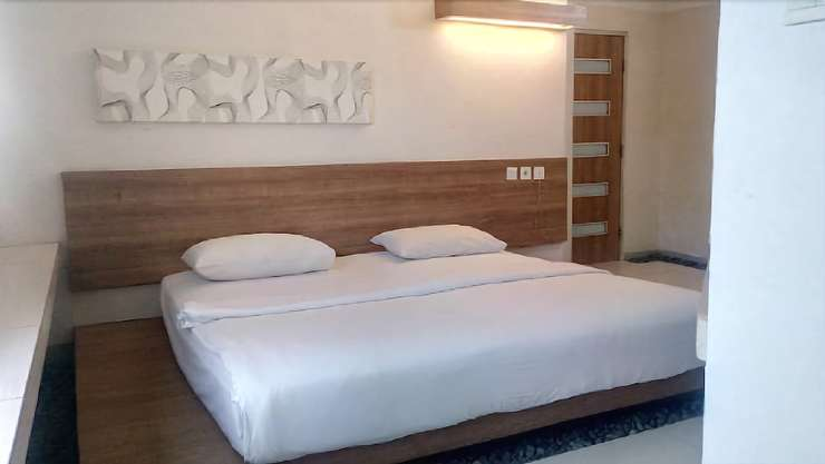 Space Hotel Bogor - Room