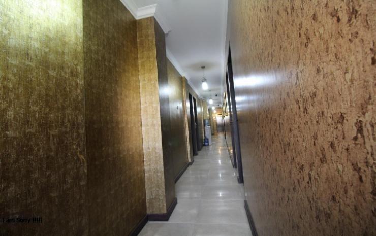 Twins Hotel Mangga Dua Jakarta - Koridor
