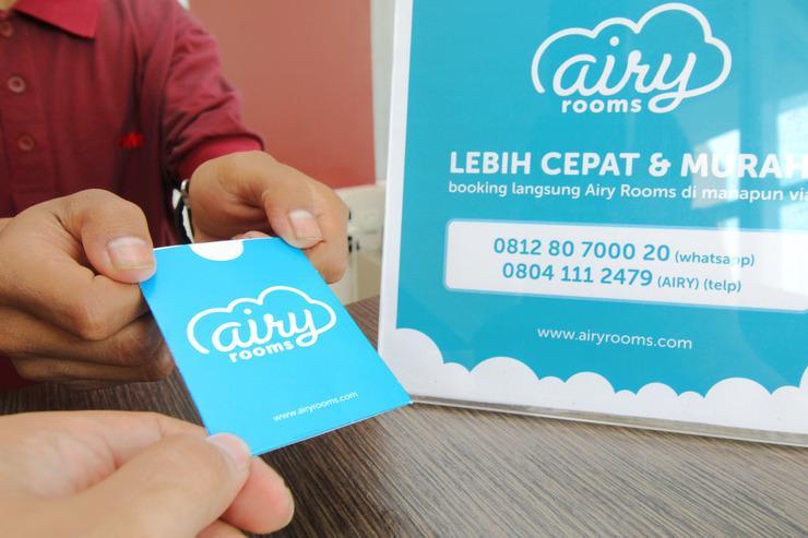 Airy Eco Syariah Banyumanik Kalipepe Satu 1 Semarang Semarang - Reception